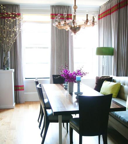 modern glam dining room flickr photo sharing