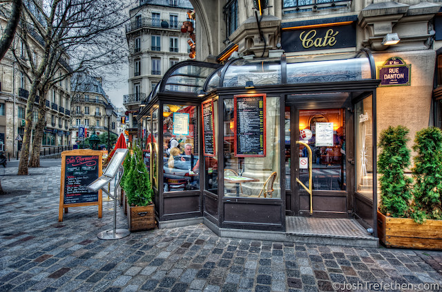 Cafe Jobs In Paris France