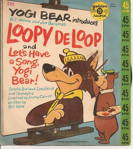 1960 Loopy de Loop-Let's Have a Song Yogi Bear