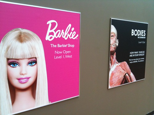 Barbie and Bodies