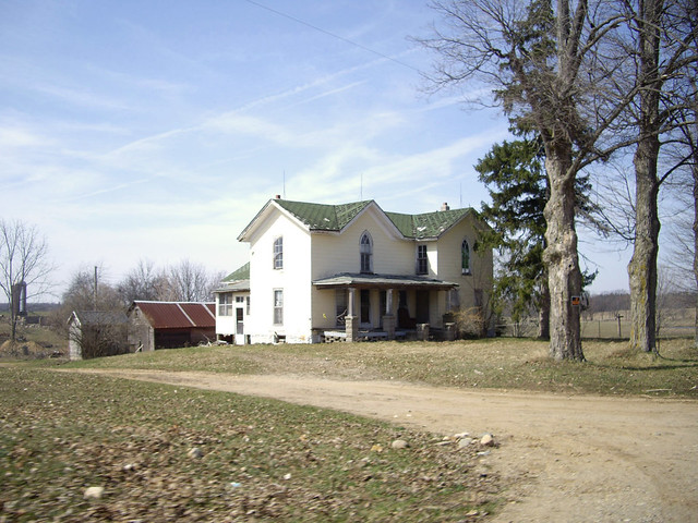 94 quincy gothic revival farmhouse flickr photo sharing