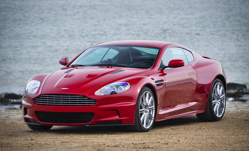 Aston Martin DBS Infra Red