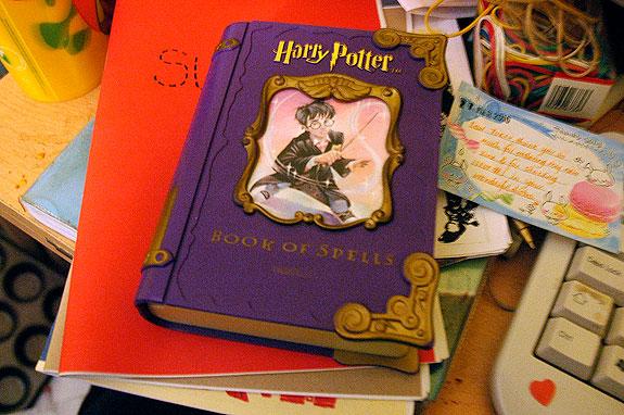 Harry Potter Book Grade Level : Tukru loves you standard book of spells grade awesome