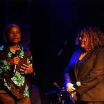 Angelique Kidjo and Rita Houston: Interview