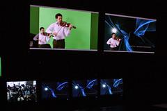 Kenji Williams performs Bella Gaia