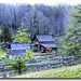 Pioneer Farm, Twin Falls State Park WV by Roger Photos