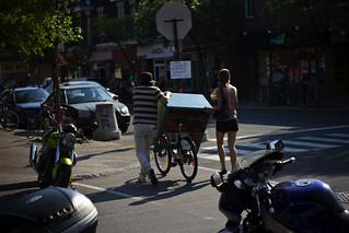 Montreal Bixi Transport
