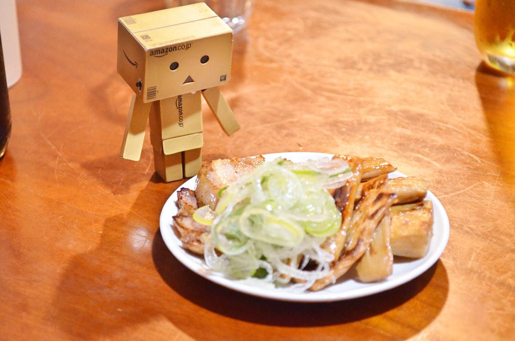 あさり塩つけ麺 (4)