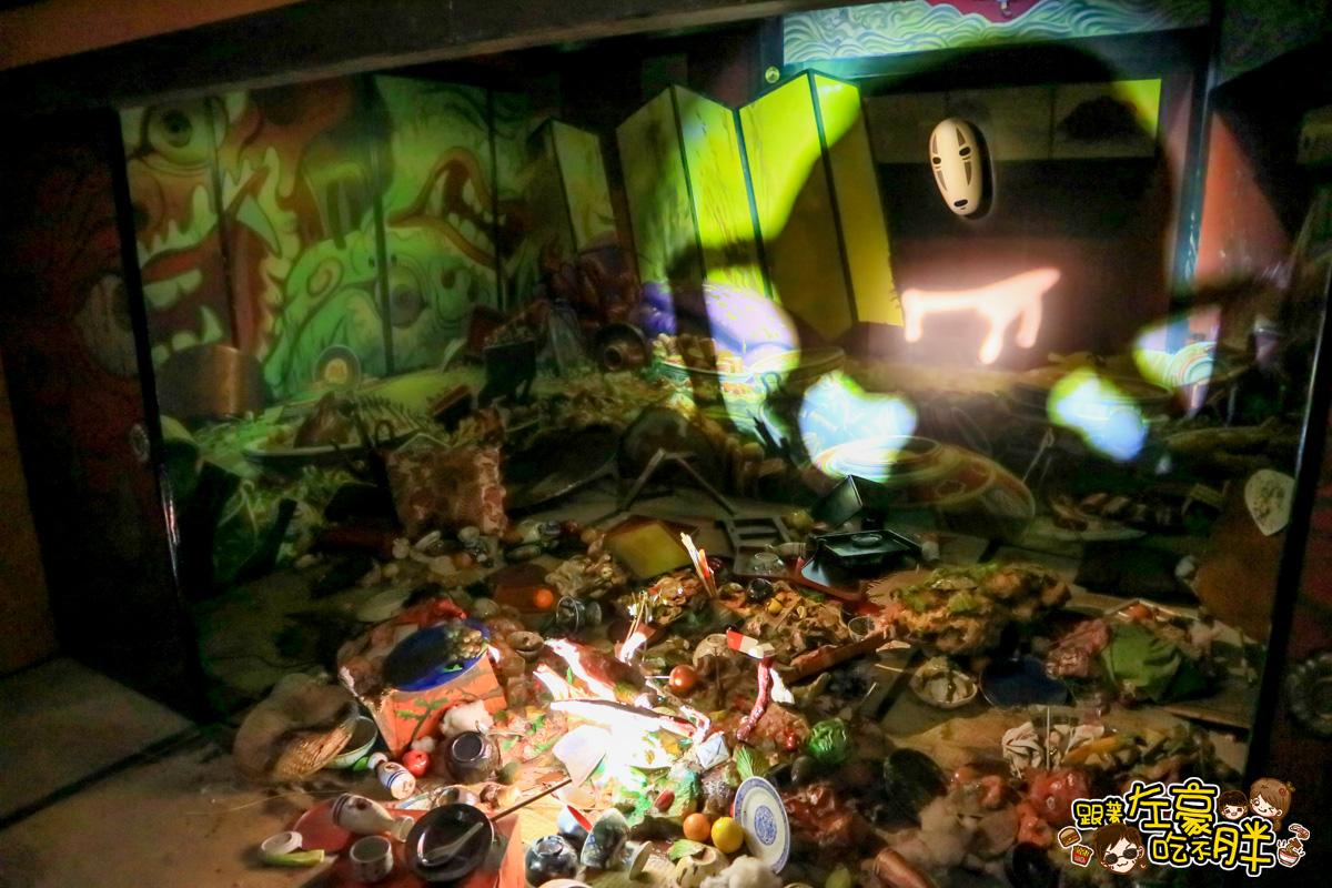 吉卜力的動畫世界特展-87