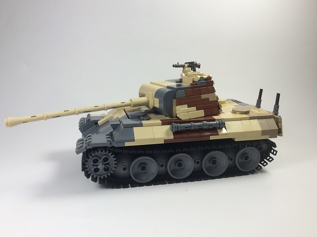 Panther Ausf A (main)