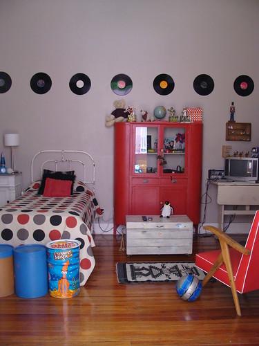Dormitorio de Felipe