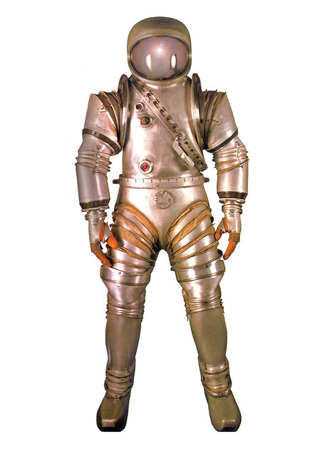 real space suit late 1940s | Flickr - Photo Sharing!