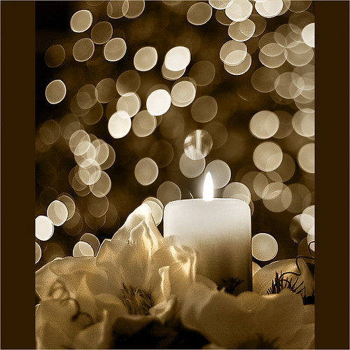 Bokeh and Candlelight