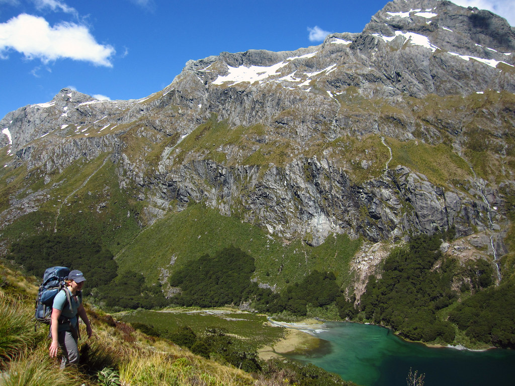 best treks in the world - Routeburn Track