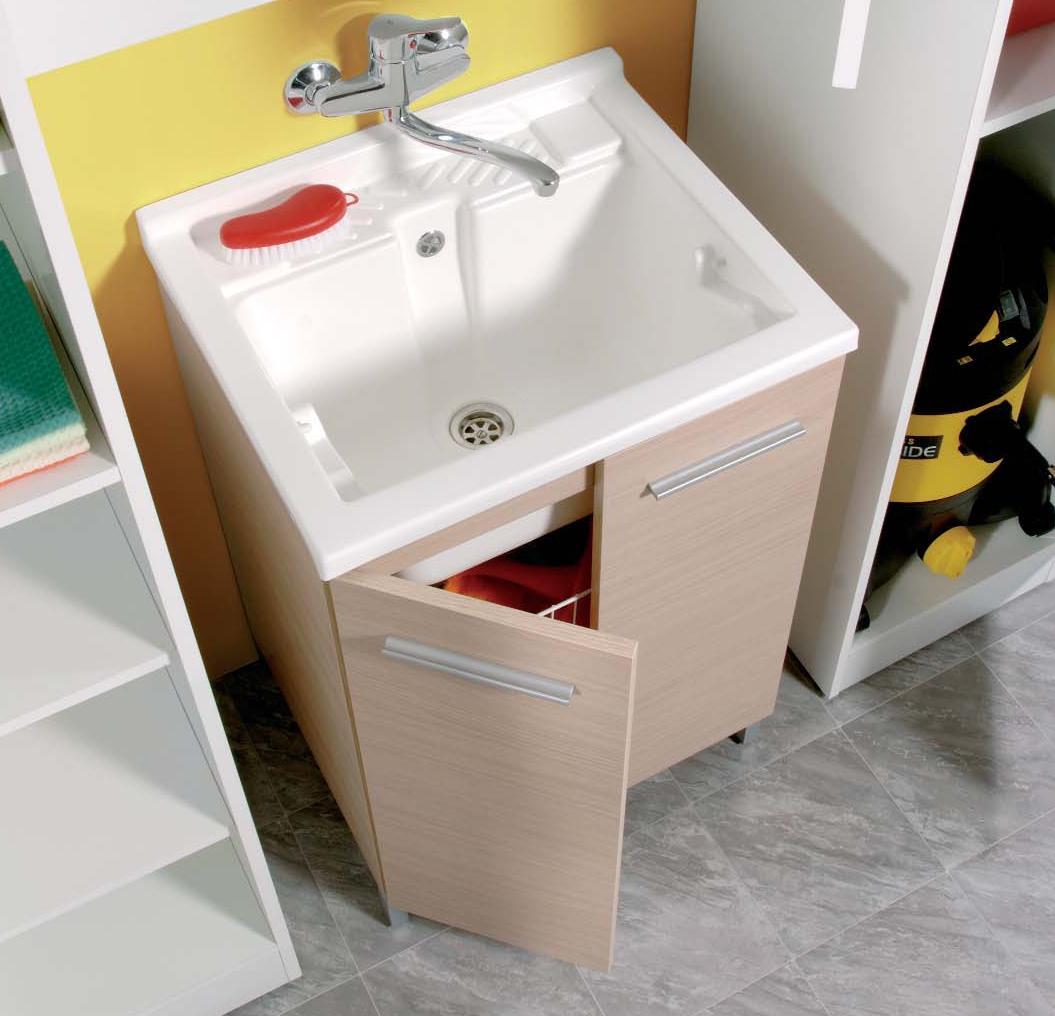 Lavatoio lavapanni mobile per lavanderia ebay - Mobile bagno lago prezzo ...