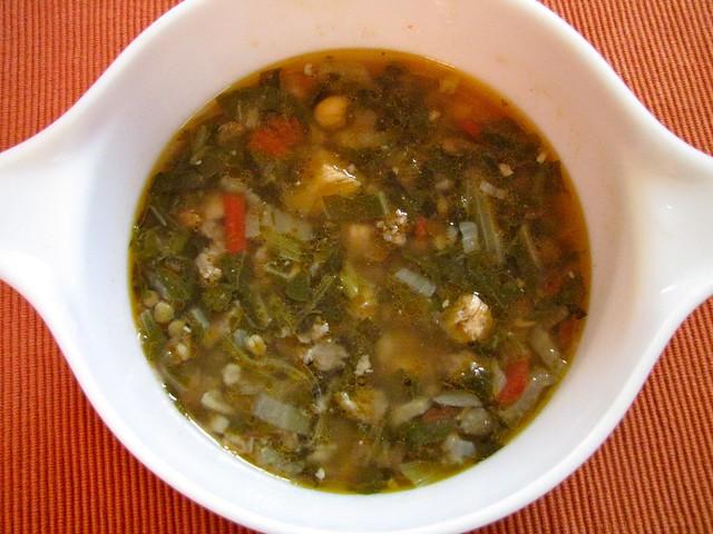 Sausage Lentil Soup | Flickr - Photo Sharing!