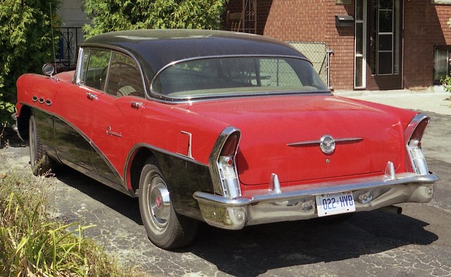 1956 buick special 4 door hardtop flickr photo sharing for 1956 buick special 2 door hardtop