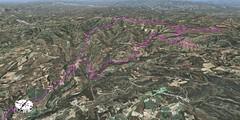 Castellfollit Nevat 3D