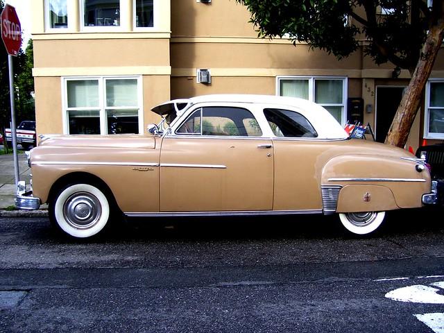 Classic car 1951 dodge coronet 2 door coupe flickr for 1950 dodge coronet 2 door