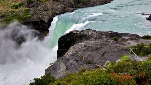 Salto Grande (Patagonia Waterfall)