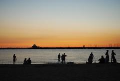 St Kilda Beach, Victoria