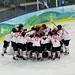 Women's Olympic Hockey: Switzerland vs Russia