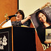 Small photo of Authors to Alaska luncheon America Ferrera poster