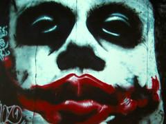 UF SignsOfLife Background Image Joker Grafitti