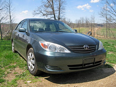 automobile, automotive exterior, toyota, vehicle, toyota camry, bumper, sedan, land vehicle,