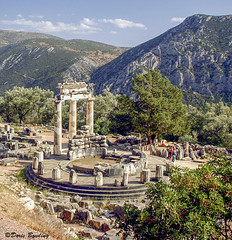 Delphi, Greece  2005