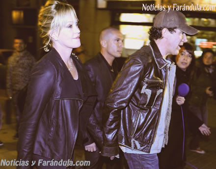 Melanie Griffith Y Antonio Banderas Flickr Photo Sharing