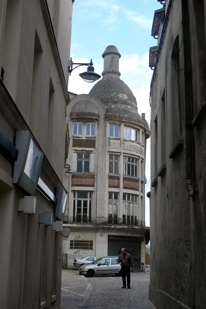 Saint Quentin, Art D\xe9co