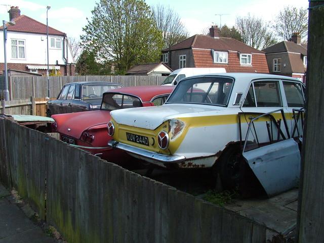 Saving Classic Cars