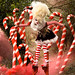 Wonderland : The Candy Cane Witch by Kirsty Mitchell