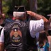 American Legion Rider at Memorial Day Observance at Warrenton Cemetery