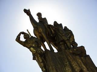 Bilde av Chinatown Plaza. sculpture usa statue contraluz geotagged chinatown lasvegas nevada escultura oriental eastern estatua mythology contrapicado eeuu mitologia chinatownplaza shopppingmall geo:lat=36125682 geo:lon=11519605
