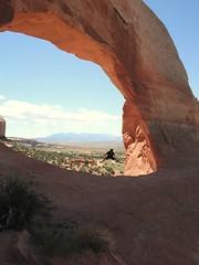 Arch jump