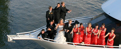 Volunteer Princess Cruises - Wedding Party