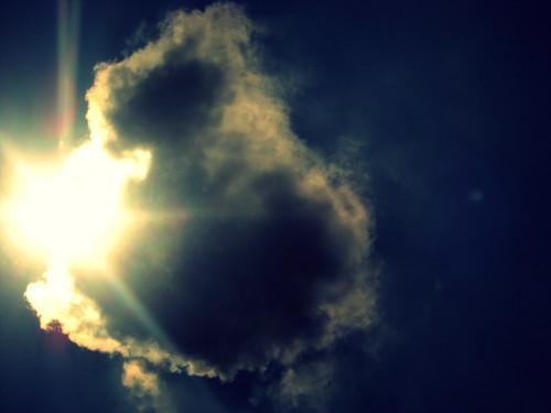 blue sky cloud sun white project photo mac glare cross 365 process reddin edgedonkey