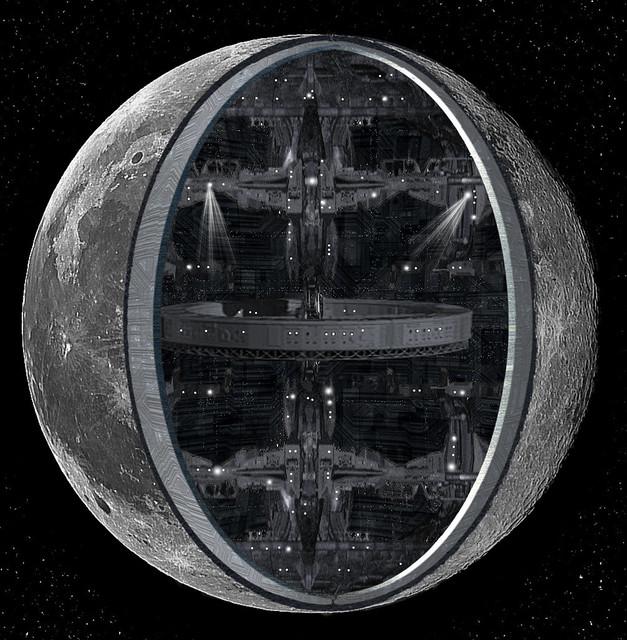 4169379961 37b9c0efa7 z jpgAlien Spaceship On The Moon