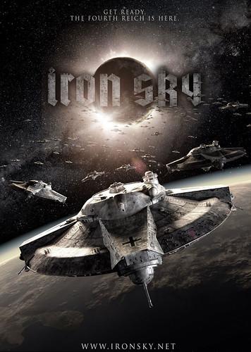 Iron Sky Teaser Poster