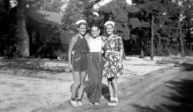 Ames Girls - 1937