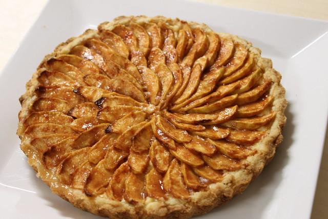 apple bavarian torte | Flickr - Photo Sharing!