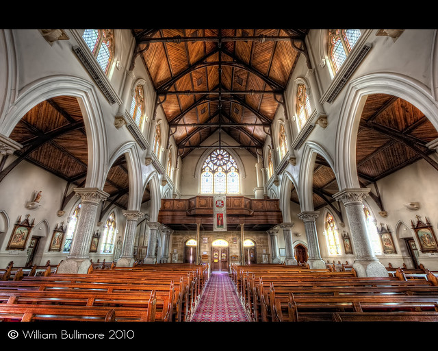 St Mary's Church • Warwick • Queensland