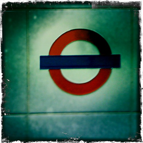 London Underground (Highgate Station)