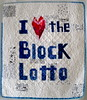 Block Lotto Blog Button Quilt