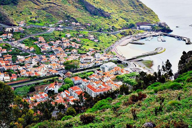 Solidariedade para com a Madeira