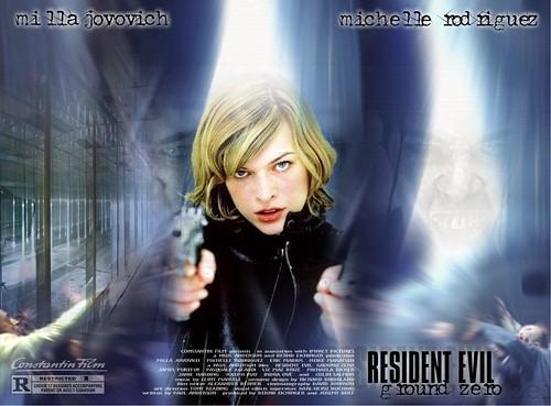 Resident Evil ground zero - 915