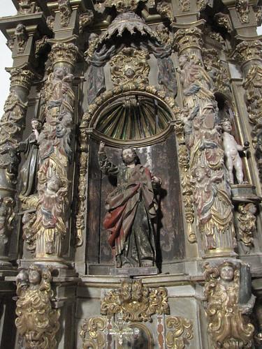 Iglesia de Nuestra Señora de la Concepción - Retablo