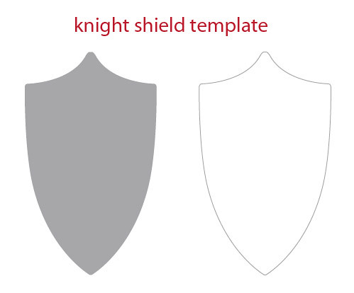 shield template to print - knight shield template flickr photo sharing